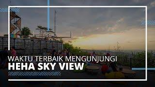Waktu Terbaik Kunjungi HeHa Sky View, Destinasi yang Tawarkan Pesona Yogyakarta dari Ketinggian