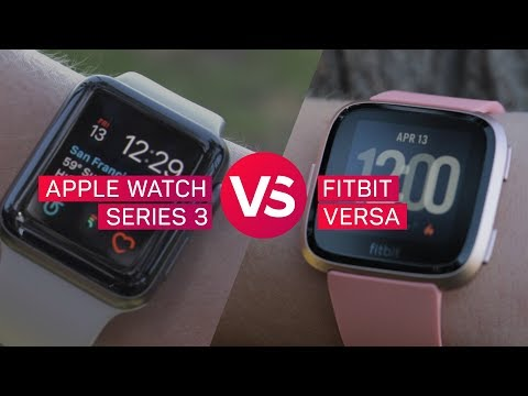 mp4 Apple Watch Series 3 Vs Fitbit Versa, download Apple Watch Series 3 Vs Fitbit Versa video klip Apple Watch Series 3 Vs Fitbit Versa