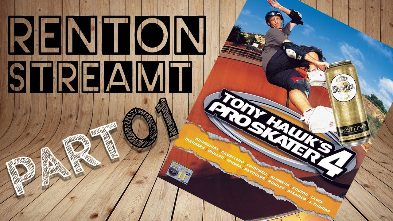 Tony Hawk's Bier Skater 4 [Part 1]