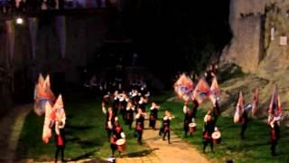 preview picture of video 'Maestà della Battaglia - San Marino 2013'