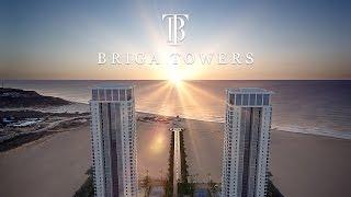 """Briga Towers hebrew full - מגדלי בריגה עברית מלא (צילום: יח""""ץ Briga Towers)"""