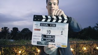 Stephen Puth   Sexual Vibe (Behind The Scenes)