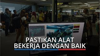 Antisipasi Virus Corona, Staf Ahli Kemenkes Kunjungi Padang Pastikan Alat Bekerja dengan Baik