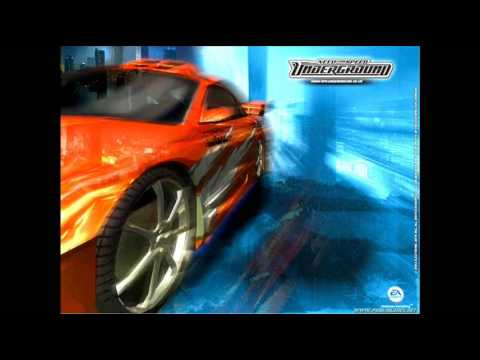 NFS Underground Soundtrack - The Crystal Method - Born too slow