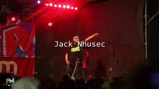 Jack Nhusec no festival de chimadzi