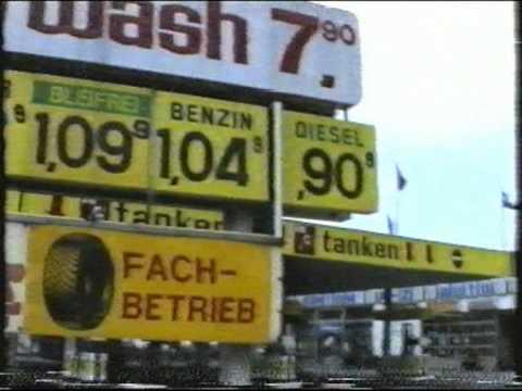 Der Aufwand des Benzins auf dem Audi a8 4.2