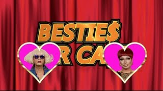Raja & Raven - Be$tie$ for Ca$h