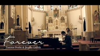 """Forever"" - Kari Jobe // Worship Cover by Tommee Profitt & Brooke Griffith"