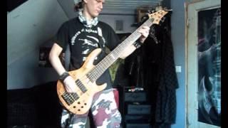 Children Of Bodom - Black Widow [Bass Cover]