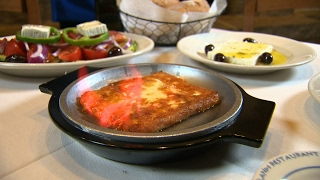 Chicago's Best Greek: Greek Islands