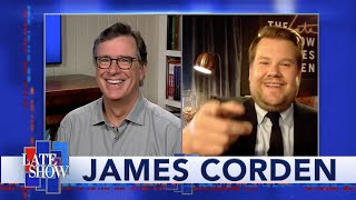 James Corden: I Think There's A Revolution Happening Inside The American People