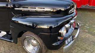 Ford USA f1 pick-up body-off 1951 body off inruil