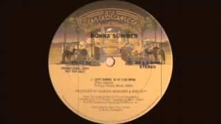 Donna Summer - Last Dance (Original Extended Version) Casablanca Records 1979