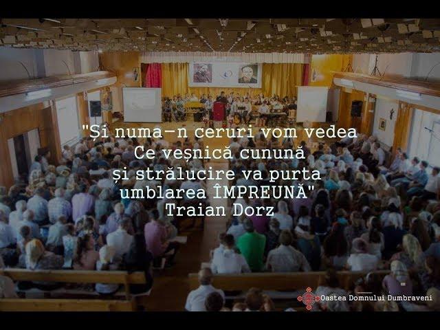Adunare anuală Dumbraveni (SV), 11 August 2018