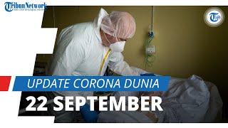 Update Corona Dunia 22 September 2021: 230,2 Juta Terinfeksi, AS Masih Catat Kasus Aktif Tertinggi