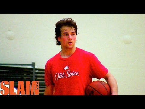 Kevin Pangos 2015 NBA Draft Workout - Canadian Point Guard - Gonzaga Basketball