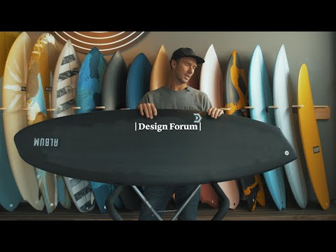 Matt Parker From Album Surfboards Breaks Down The Disasym Model | Design Forum