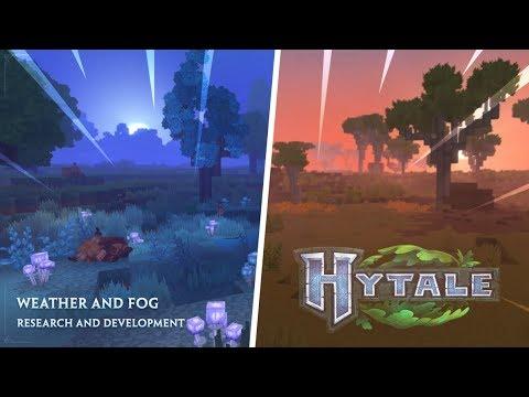 Weather and Dynamic Fog - Hytale News Update - смотреть онлайн на