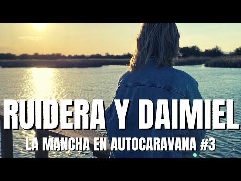 La Mancha En Autocaravana: Lagunas De Ruidera Y Tablas De Daimiel, Vlog 3