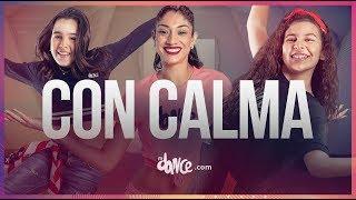 Con Calma   Daddy Yankee Part. Snow (Coreografia Oficial) Dance Video