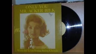 La Vie En Rose - Mr. Acker Bilk - 1962