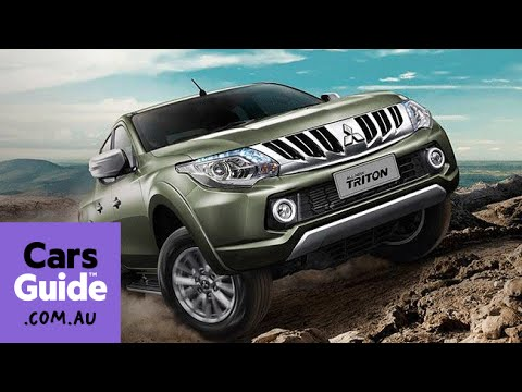 2015 Mitsubishi Triton Revealed