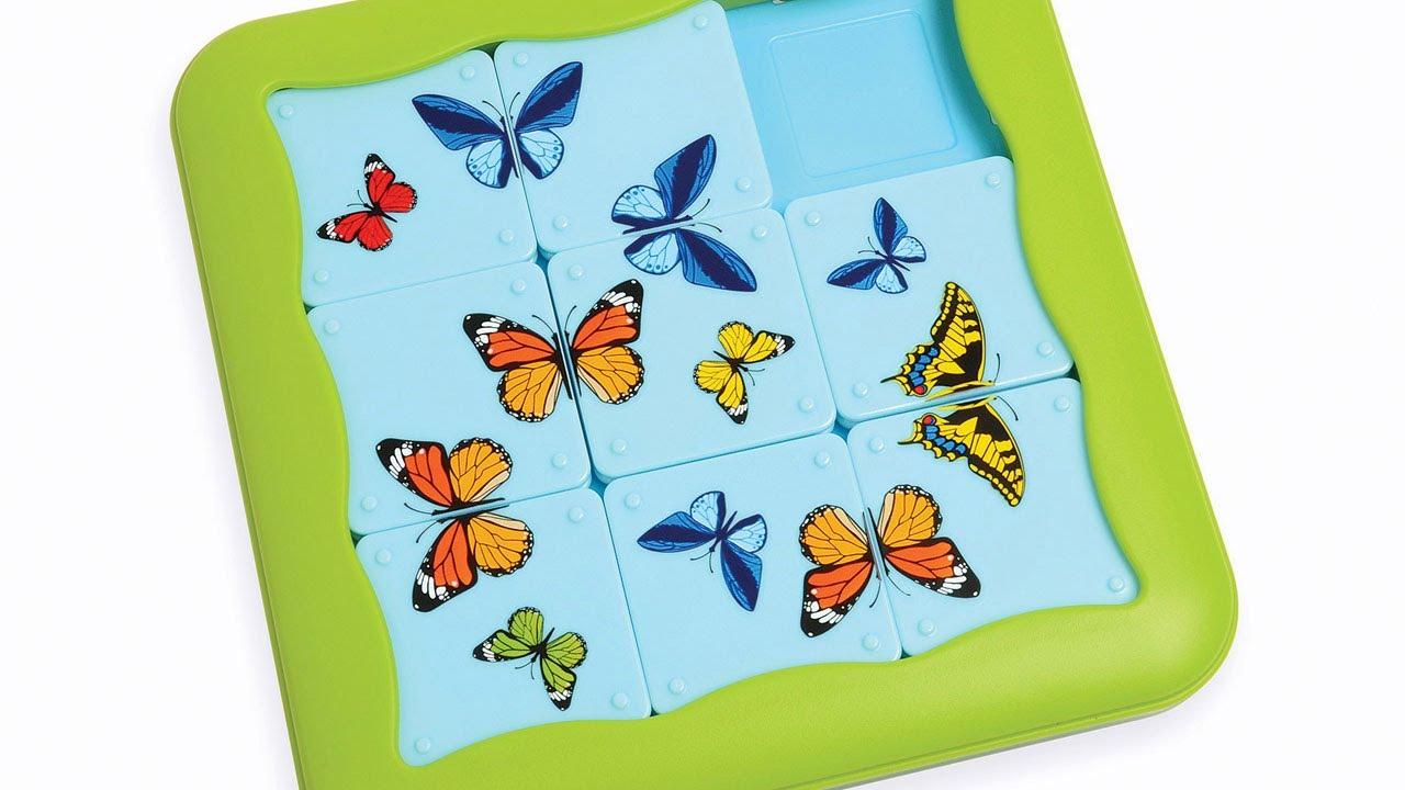 Schmetterlingsspiel Gratis