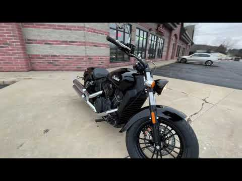 2021 Indian Scout® Sixty ABS in Muskego, Wisconsin - Video 1