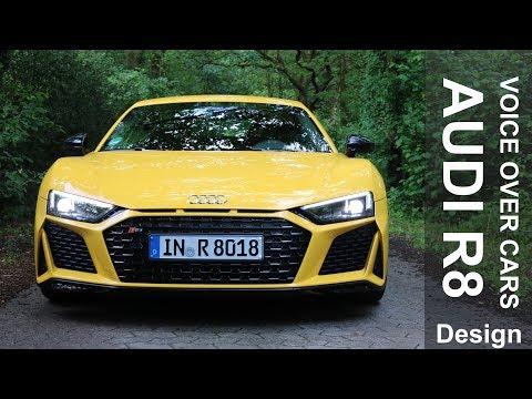 2019 Audi R8 V10 Coupé performance: Abmessungen | Design | Scheinwerfer | Bremsen | Felgen