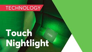 De Loxone Touch Nightlight