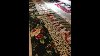 Longarm Quilting--How To Tackle Wavy Borders On A Quilt