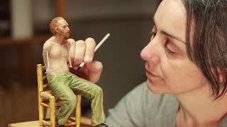 Sculpting Van Gogh