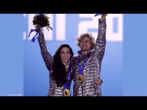 The two sides of gold. | Meryl Davis | TEDxNaperville