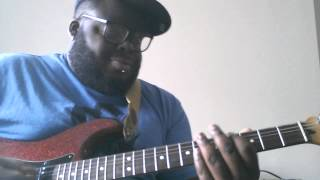 """""""Soul Mate"""" by Funkadelic (Guitar Cover)"""