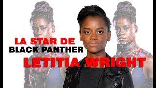 Letitia Wright - Black Panther: Elle refuse des films pour se consacrer à Jésus