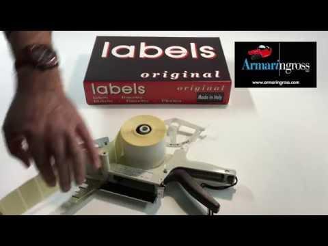Come utilizzare l'Applicatore Etichette TOWA APN-60