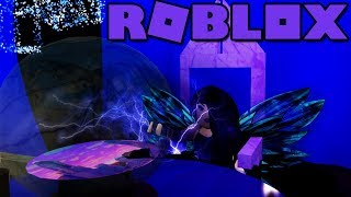 Dark Stormy Fairy! Roblox:  Fairies & Mermaids Winx High School