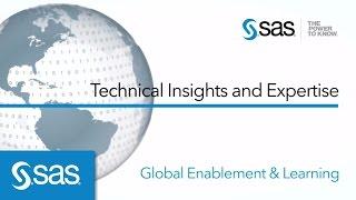 Dates Explained in SAS Visual Analytics