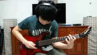 Avenged Sevenfold - Bat Country [Guitar cover by Sun Idle-Hand]