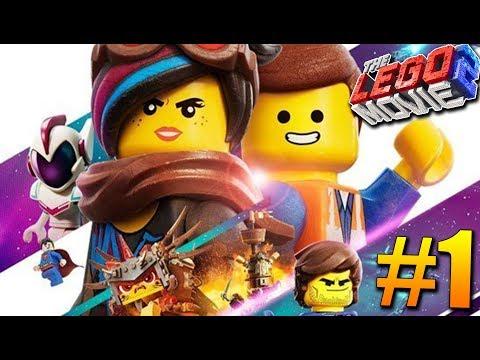 KONEČNĚ LEGO PŘÍBĚH 2!