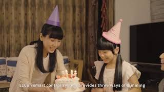 EzCon | Commercial Film | EzCon smart power control system