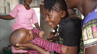 Tenneh's Story: Christian Aid Week