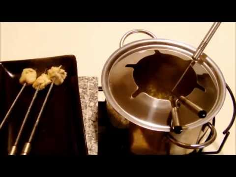 Fonduefleisch zubereiten