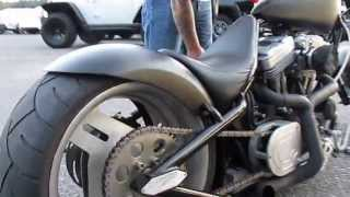 1999 Buell Mutant Chopper For Sale~BUELL MUTANT~REDNECK ENGINEERING CHASSIS~Bored & Stroked HD Motor