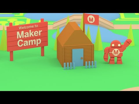 Get Your Kids Learning And Building With Maker Camp 2015