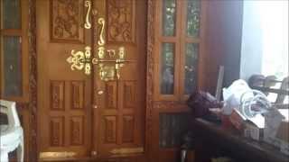 Front Double Door Designs In Kerala Style With