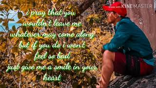 Smile in Your Heart - Ariel Rivera (Cover with lyrics)
