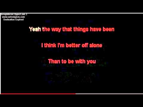 Elvis Fairytale - Karaoke -