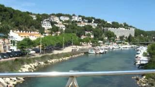 preview picture of video 'Minorca isola delle Baleari Spagna'