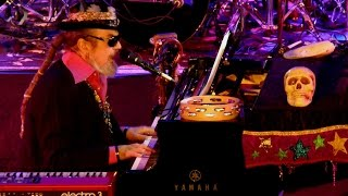 Dr. John & The Nite Trippers 2/28/15 'Walk on Guilded Splinters- Gris-Gris Gumbo Ya Ya'